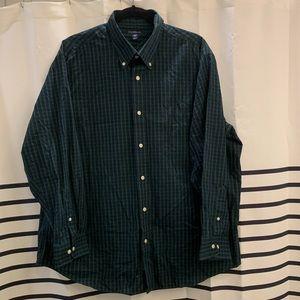 Croft & Barrow plaid button shirt